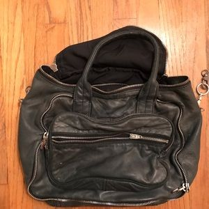 Alexander wang Eugina leather satchel